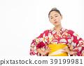 유카타 여성 39199981