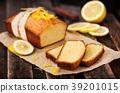 Classic lemon pound cake 39201015