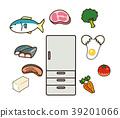 冰箱 冰柜 电器 39201066