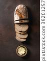 Artisan rye bread 39201257