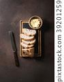 Sliced Artisan bread 39201259