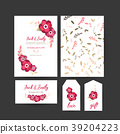 Modern Wedding Collection 39204223
