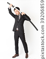 Japanese swordsman 39206859