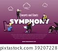Concerts and events symphony banner 39207228