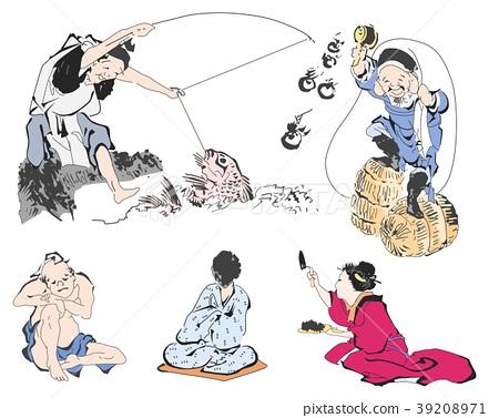 Hokusai Manga 17 39208971