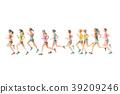jogging, run, jogger 39209246
