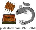 장어 덮밥 장어 구이 eel eelbowl 39209968