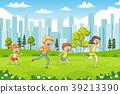 child, children, park 39213390
