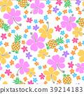 槿 菠蘿 鳳梨 39214183