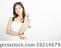 女性肖像系列手標誌 39214679