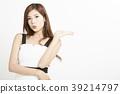 女性肖像系列手標誌 39214797