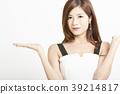 女性肖像系列手標誌 39214817