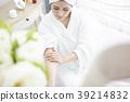 一個年輕成年女性 女生 女孩 39214832