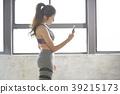 女運動服智能手機 39215173