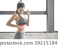 女性運動服飲食 39215184