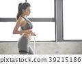 女性運動服飲食 39215186