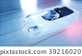 3d car futuristic 39216020
