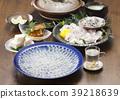 河豚 河豚魚 固定菜單 39218639