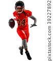 american football players teenager woman girl 39227892