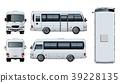 vector bus car 39228135