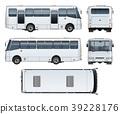 vector bus car 39228176