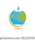 globe, school, vector 39228300