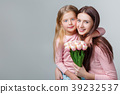 flower, mother, daughter 39232537