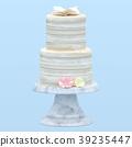 婚禮蛋糕 裱花蛋糕 蛋糕 39235447
