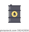 oil, barrel, vector 39242836