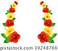 槿 熱帶 植物 39248766