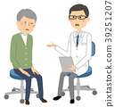 의사, 진찰, 문진 39251207