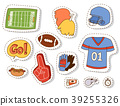 american football action 39255326