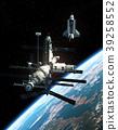space cosmos orbit 39258552