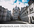 Inside the Neuschwanstein castle in Germany 39262124