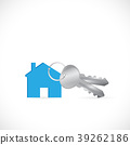 key house vector 39262186