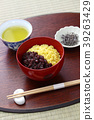 red bean soup, foxtail millet, sweet 39263429