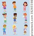 Children sickness illness disease little kids 39265598