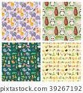 pattern, vector, seamless 39267192