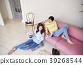 室友,分享房子,年輕的女人,韓國 39268544