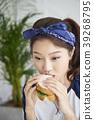 생활,젊은여자,한국인 39268795