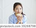생활,젊은여자,한국인 39268798