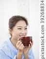 생활,젊은여자,한국인 39268834