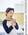 생활,젊은여자,한국인 39269063