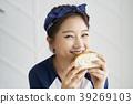 생활,젊은여자,한국인 39269103