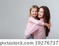 mother, girl, family 39276737