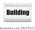 construction, building, newspaper 39278323
