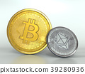 比特幣 硬幣 錢幣 39280936