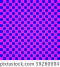 打钩 棋盘状图案 瓦 39280994