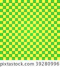 格子 棋盤格 棋盤狀圖案 39280996