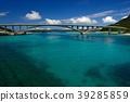 沖繩縣島尻郡Akajima Aka Bridge 39285859